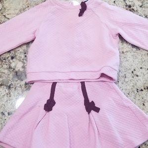 Nautica skirt set